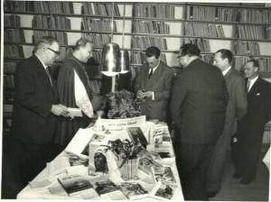 Eröffnung 1957