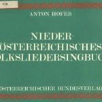 NÖ Volksliedersingbuch